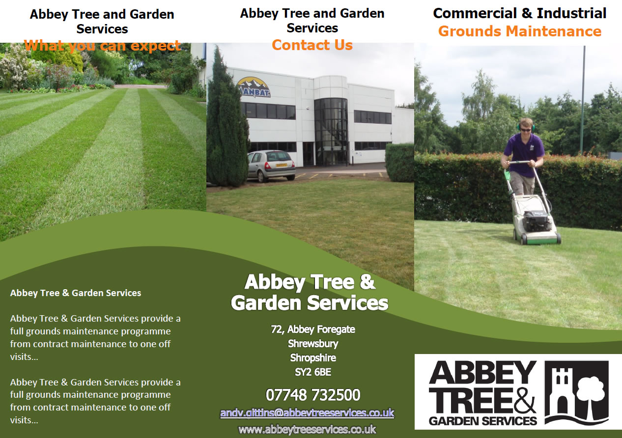 Abbey tree and garden services for the complete for Lawn and garden services